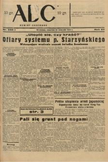 ABC : nowiny codzienne. 1937, nr366 A |PDF|