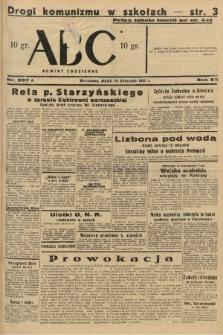 ABC : nowiny codzienne. 1937, nr367 A |PDF|