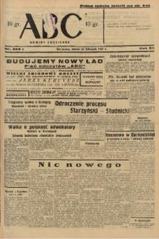 ABC : nowiny codzienne. 1937, nr368 A  PDF 