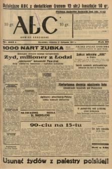 ABC : nowiny codzienne. 1937, nr369 A |PDF|