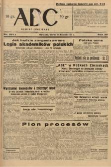 ABC : nowiny codzienne. 1937, nr371 A  PDF 