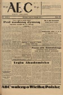 ABC : nowiny codzienne. 1937, nr374 A |PDF|