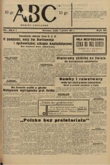 ABC : nowiny codzienne. 1937, nr382 A |PDF|