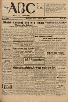 ABC : nowiny codzienne. 1937, nr387 A  PDF 