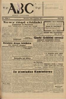 ABC : nowiny codzienne. 1937, nr396 A |PDF|