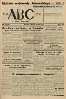 ABC : nowiny codzienne. 1937, nr400 A |PDF|