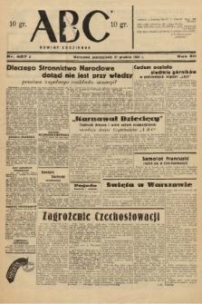 ABC : nowiny codzienne. 1937, nr407 A |PDF|