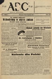 ABC : nowiny codzienne. 1937, nr409 A  PDF 