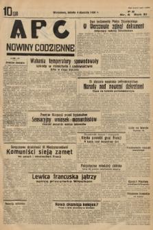 ABC : nowiny codzienne. 1936, nr4 |PDF|