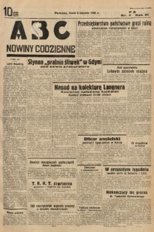 ABC : nowiny codzienne. 1936, nr7  PDF 