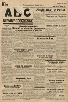 ABC : nowiny codzienne. 1936, nr32 |PDF|