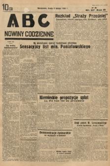 ABC : nowiny codzienne. 1936, nr37  PDF 