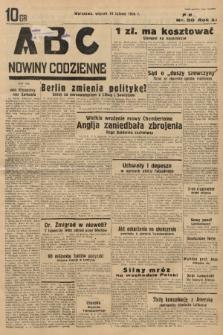 ABC : nowiny codzienne. 1936, nr50 |PDF|