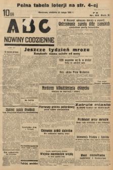 ABC : nowiny codzienne. 1936, nr55 |PDF|
