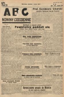 ABC : nowiny codzienne. 1936, nr62 |PDF|