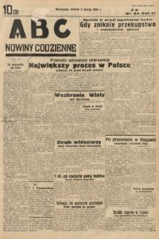 ABC : nowiny codzienne. 1936, nr64 |PDF|