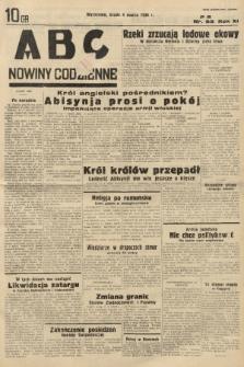 ABC : nowiny codzienne. 1936, nr65 |PDF|
