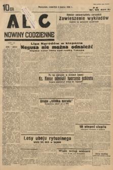 ABC : nowiny codzienne. 1936, nr66 |PDF|
