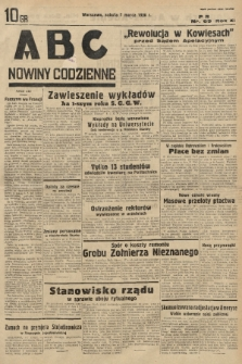 ABC : nowiny codzienne. 1936, nr69 |PDF|