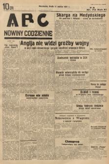 ABC : nowiny codzienne. 1936, nr73 |PDF|
