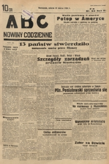 ABC : nowiny codzienne. 1936, nr84 |PDF|