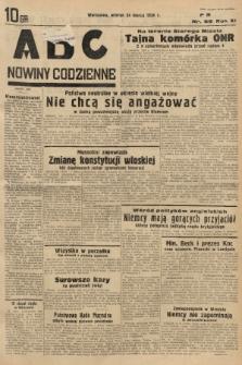 ABC : nowiny codzienne. 1936, nr88 |PDF|