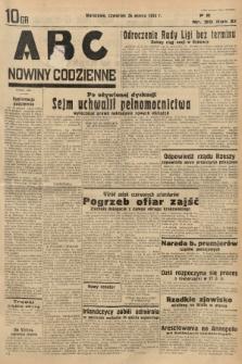 ABC : nowiny codzienne. 1936, nr90 |PDF|
