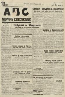 ABC : nowiny codzienne. 1936, nr91 |PDF|