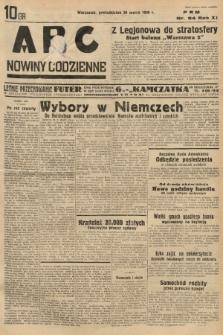 ABC : nowiny codzienne. 1936, nr94 |PDF|