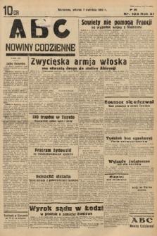 ABC : nowiny codzienne. 1936, nr103 |PDF|
