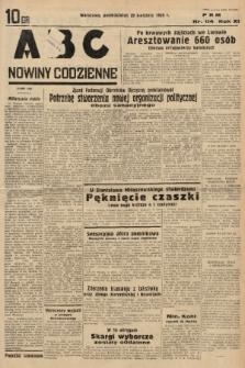 ABC : nowiny codzienne. 1936, nr114 |PDF|