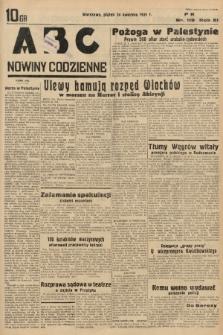 ABC : nowiny codzienne. 1936, nr119 |PDF|