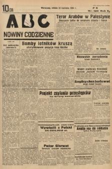 ABC : nowiny codzienne. 1936, nr120 |PDF|