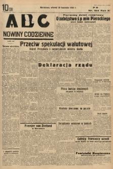 ABC : nowiny codzienne. 1936, nr124 |PDF|