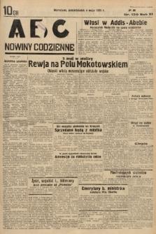 ABC : nowiny codzienne. 1936, nr130 |PDF|