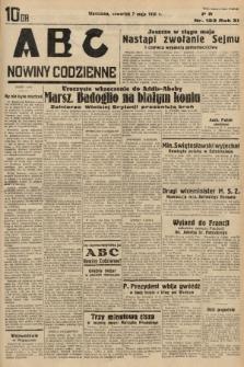 ABC : nowiny codzienne. 1936, nr133 |PDF|