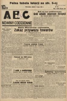 ABC : nowiny codzienne. 1936, nr134 |PDF|