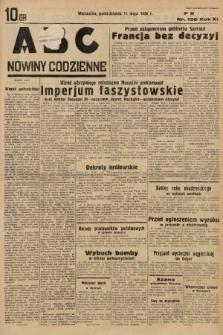 ABC : nowiny codzienne. 1936, nr138 |PDF|
