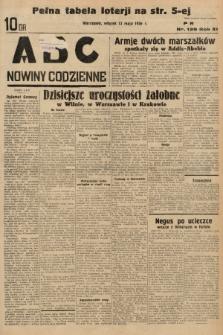ABC : nowiny codzienne. 1936, nr139 |PDF|