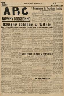 ABC : nowiny codzienne. 1936, nr140 |PDF|