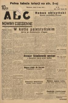 ABC : nowiny codzienne. 1936, nr147 |PDF|