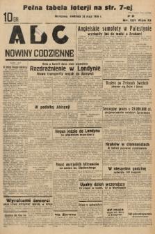 ABC : nowiny codzienne. 1936, nr151  PDF 
