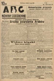 ABC : nowiny codzienne. 1936, nr154 |PDF|