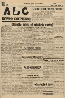 ABC : nowiny codzienne. 1936, nr156 |PDF|