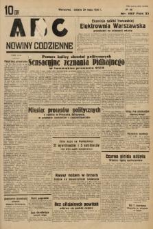 ABC : nowiny codzienne. 1936, nr157  PDF 
