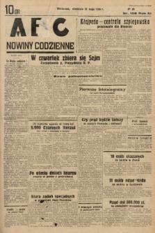 ABC : nowiny codzienne. 1936, nr158 |PDF|