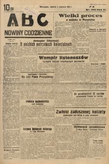 ABC : nowiny codzienne. 1936, nr159 |PDF|