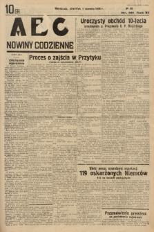 ABC : nowiny codzienne. 1936, nr161 |PDF|