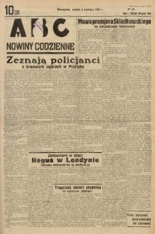 ABC : nowiny codzienne. 1936, nr162 |PDF|