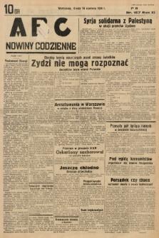 ABC : nowiny codzienne. 1936, nr167 |PDF|